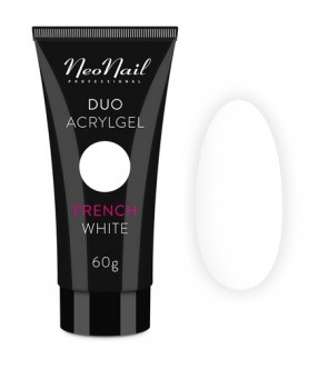 Duo Acrylgel NeoNail French White 60g