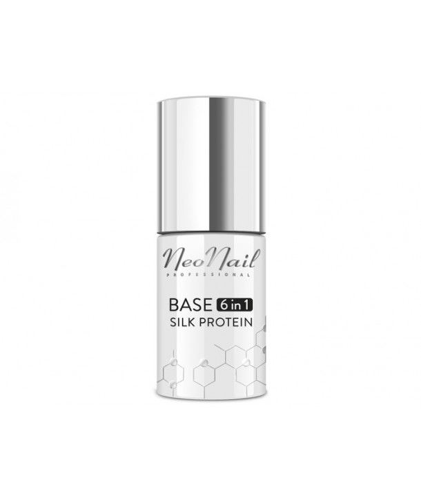 NeoNail Base 6in1 Silk Protein UV Hybrid 7,2ml