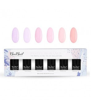 NeoNail Pastel Romance Gift Set