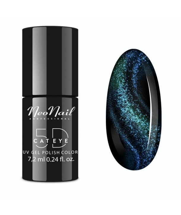 UV Hybrid NeoNail Cat Eye 5D - Birman