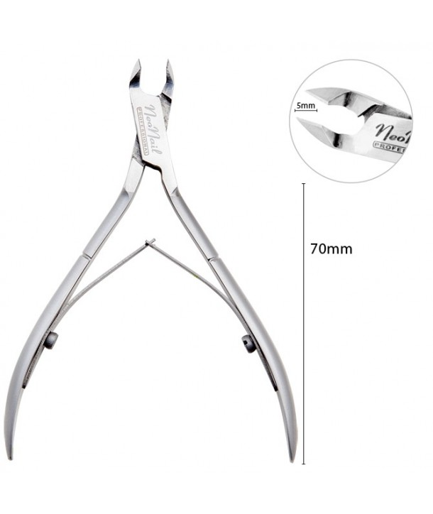 Neonail Cuticle Pliers 5mm