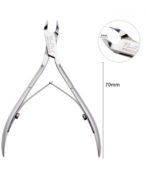 Neonail Cuticle Pliers 3mm