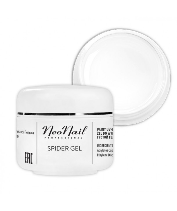 Spider Gel White NeoNail 5g