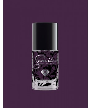 014 Nail Polish Semilac Dark Violet Dreams 7ml