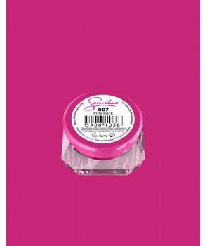007 UV Gel Color Semilac Pink Rock 5ml