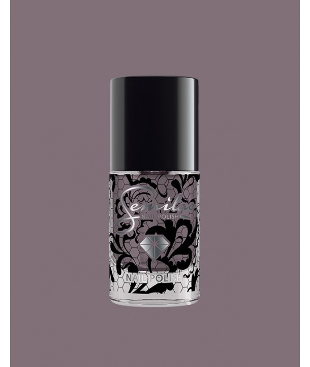 017 Nail Polish Semilac Grey 7ml