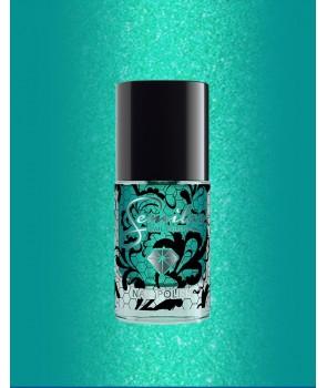 020 Nail Polish Semilac Green Glass 7ml