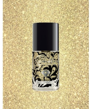 037 Nail Polish Semilac Gold Disco 7ml