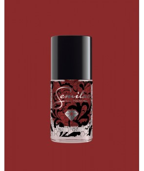 069 Nail Polish Semilac Dirty Red 7ml