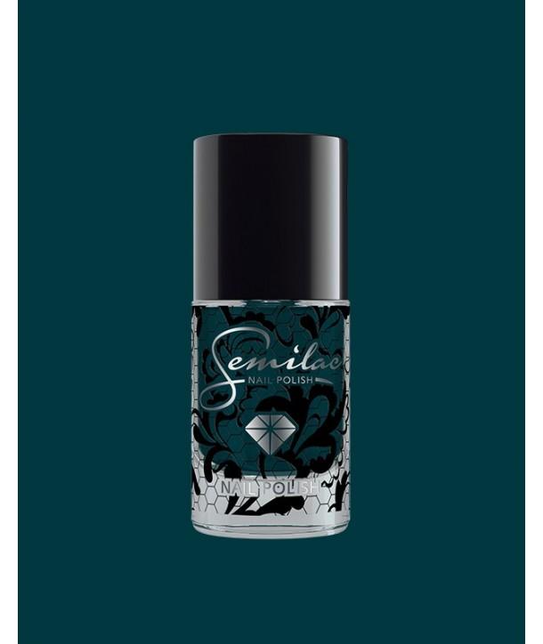 074 Nail Polish Semilac Prussian Blue 7ml