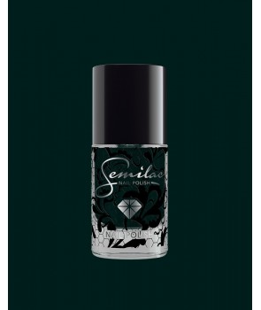 078 Nail Polish Semilac Deep Green 7ml
