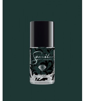 079 Nail Polish Semilac Dark Green Pearl 7ml