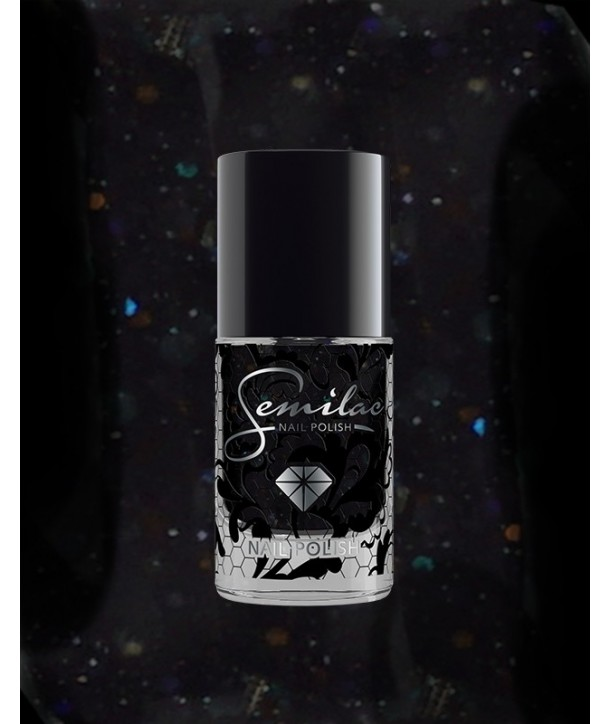 081 Nail Polish Semilac Night In Vegas 7ml