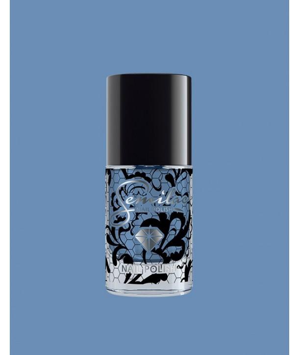 084 Nail Polish Semilac Denim Blue 7ml