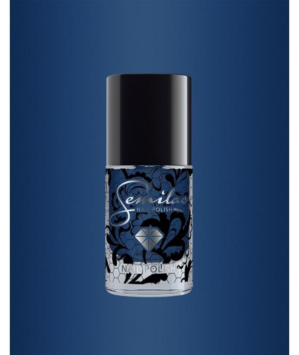 085 Nail Polish Semilac Deep Ocean 7ml