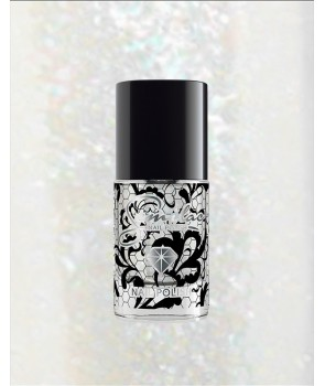 092 Nail Polish Semilac Shimmering White 7ml