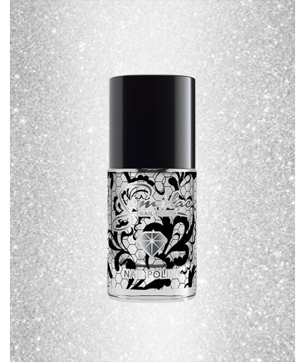 093 Nail Polish Semilac Silver Dust 7ml