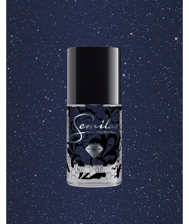 095 Nail Polish Semilac Night In Venice 7ml