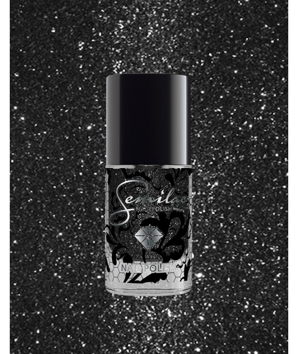 096 Nail Polish Semilac Starlight Night 7ml