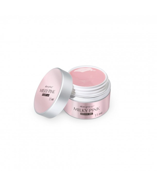 MILKY PINK COVER GEL ABA Group 15ml