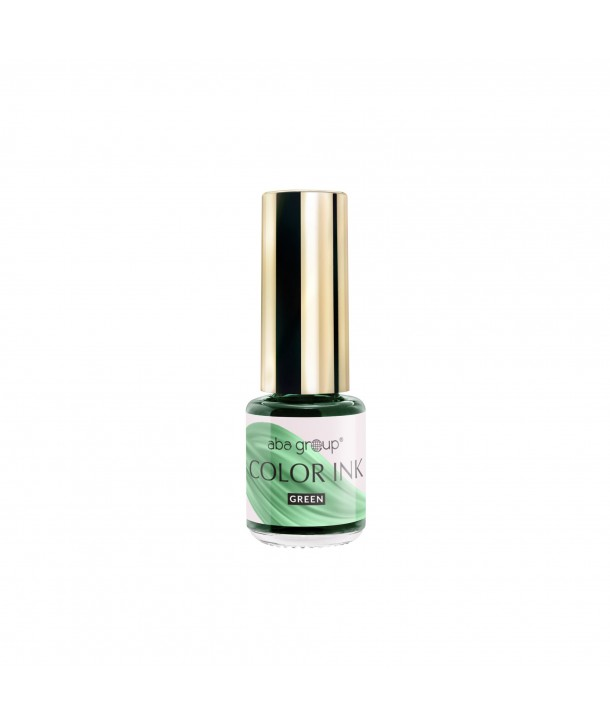 Color Green INK Aba Group 5ml Nail Art Ink