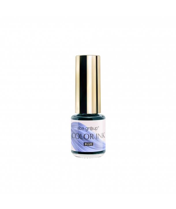 Color Blue INK Aba Group 5ml Nail Art Ink