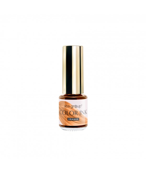 Color Orange INK Aba Group 5ml Nail Art Ink