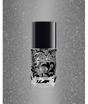 107 Nail Polish Semilac Steel Gray 7ml