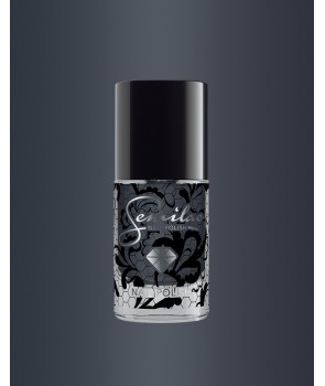 108 Nail Polish Semilac Metallic Black 7ml