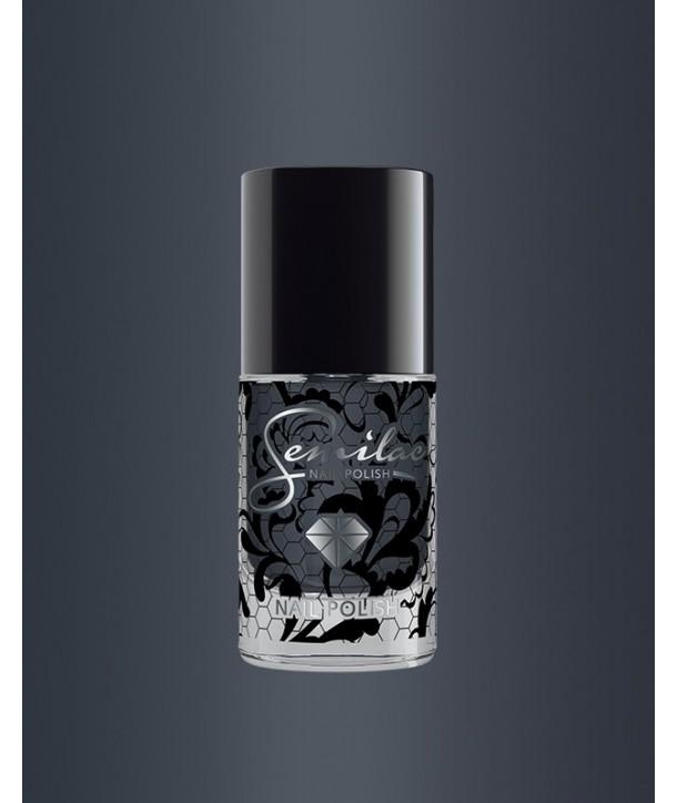 108 Nail Polish Semilac Metallic Black 7ml
