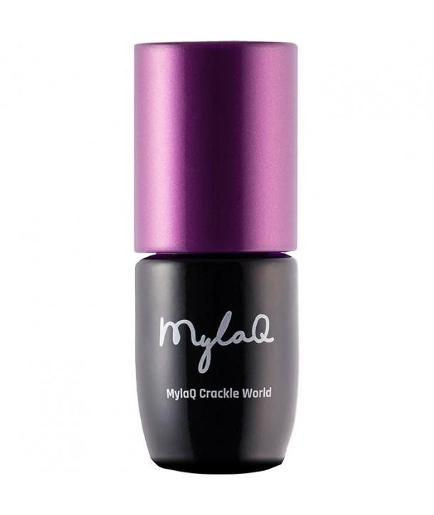 MylaQ My White Base For Crackle 5ml