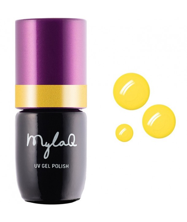 M112 MylaQ My Soul Music Hybrid Nail Polish 5ml