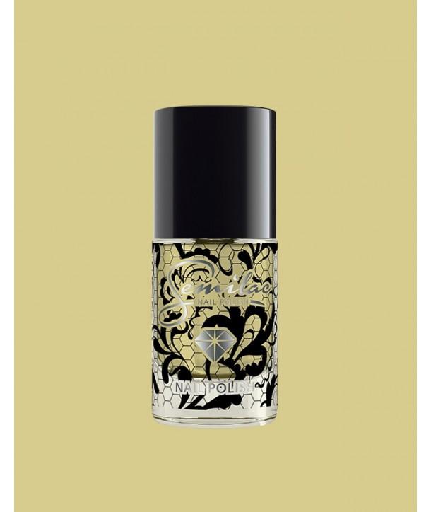 117 Nail Polish Semilac Yellow Sphinx 7ml