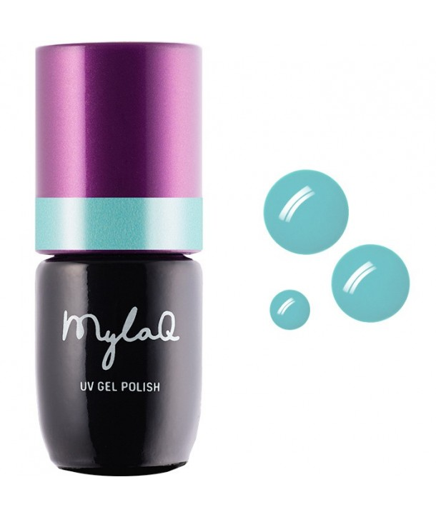 M114 MylaQ My Pop Music Hybrid Nail Polish 5ml