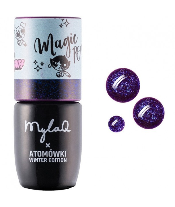 M102 MylaQ Magic Power Hybrid Nail Polish