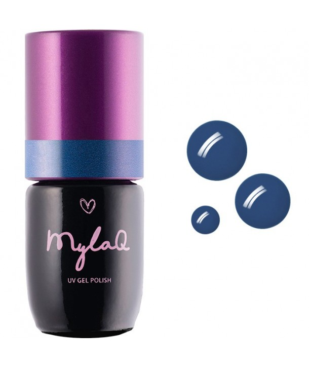 M050 MylaQ My Sailorman Hybrid Nail Polish