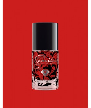 134 Nail Polish Semilac Red Carpet 7ml