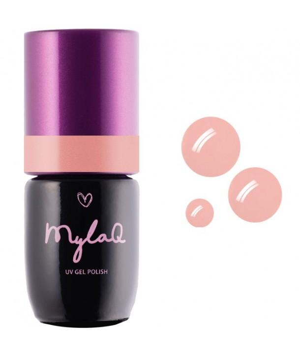 M053 MylaQ My Candy Floss Hybrid Nail Polish