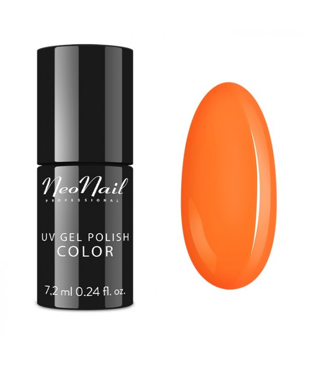 NeoNail 3190 Neon Orange UV Hybrid 7,2ml