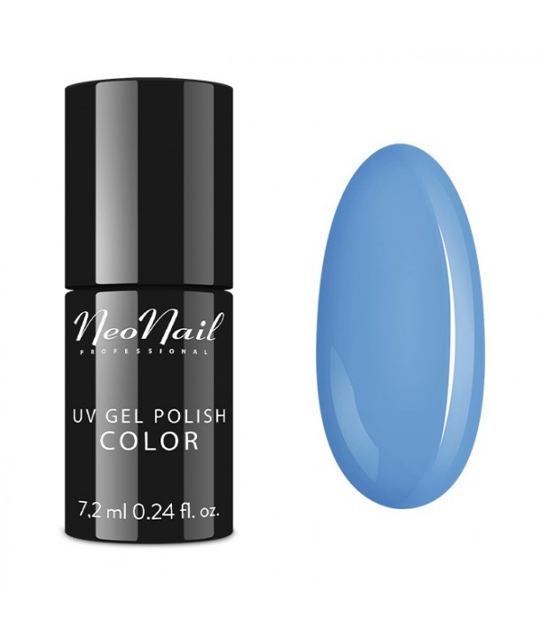 NeoNail 5639 Blue Cream Jelly UV Hybrid 7,2ml