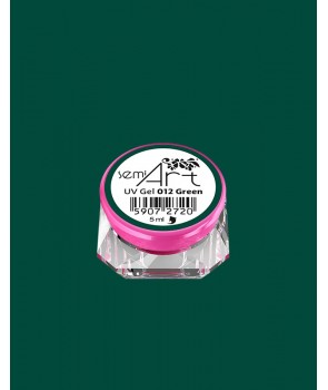 Semi Art UV Gel 012 Green