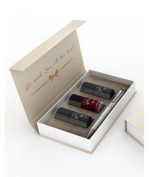 Gift set with classic nail polish 071