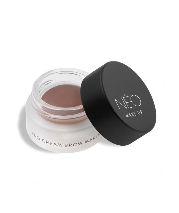 03 Light brown NEO Make Up Pro Cream Brow Maker 5ml