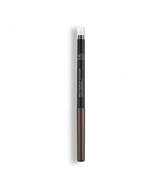 02 Dark brown Pro Eyebrown Designer 0,3g